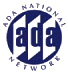 ADA - National Network Logo